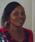 プログラム調整員のProssy Egibwaさん