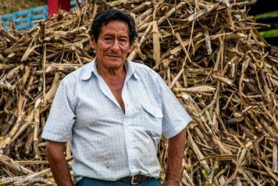 砂糖工場のオーナーでContactarの顧客のPedro Bastidasさん
