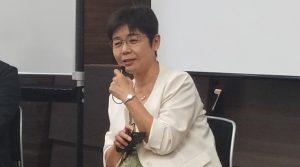 東京コミュニティパワーバンク理事長、植田泉氏
