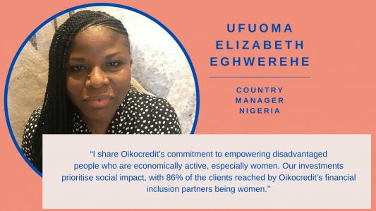 Ufuoma Elizabeth Eghwerehe